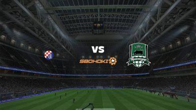 Photo of Live Streaming  Dinamo Zagreb vs Krasnodar 25 Februari 2021