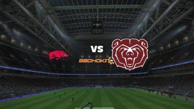Photo of Live Streaming  Arkansas Razorbacks vs Missouri State 21 Februari 2021