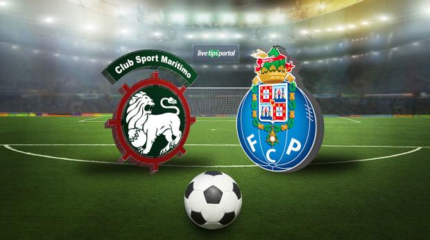 Prediksi Liga NOS Portugal: Maritimo vs FC Porto 1