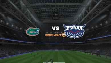 Photo of Live Streaming  Florida Gators vs Florida Atlantic 19 Februari 2021