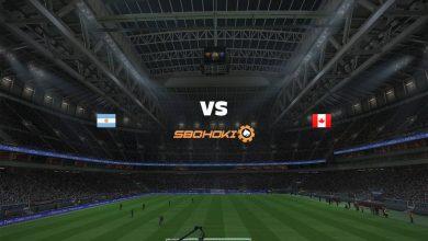 Photo of Live Streaming  Argentina vs Canada 21 Februari 2021