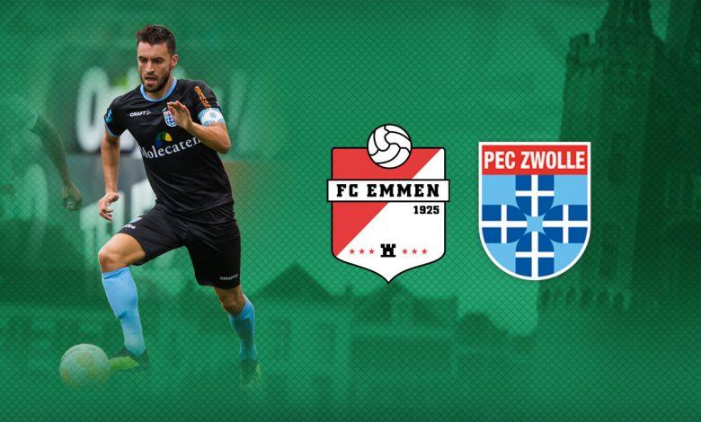 Prediksi: FC Emmen vs PEC Zwolle 1