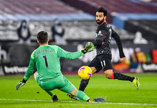 Kembali Cetak Gol, Mohamed Salah Ingin Liverpool Terus Menang 1
