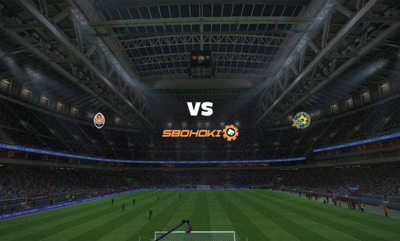 Live Streaming  Shakhtar Donetsk vs Maccabi Tel-Aviv 25 Februari 2021 1