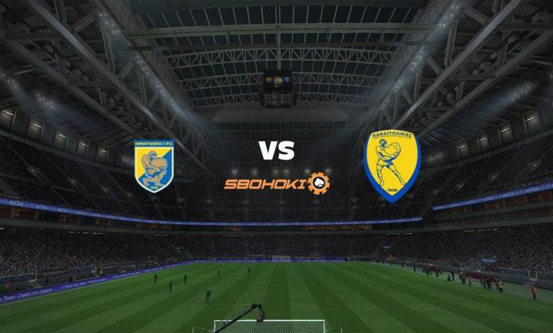 Live Streaming  Panetolikos vs Panathinaikos 22 Februari 2021 1