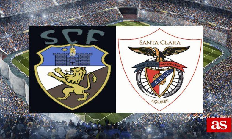 Prediksi Sepak Bola Jitu Farense vs Santa Clara Kamis 4 Februari 2021 1
