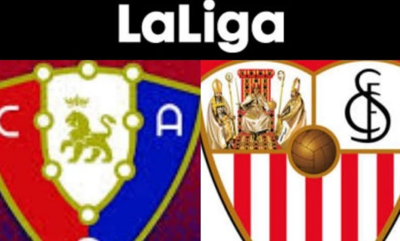 Prediksi Bola: Osasuna vs Sevilla 1