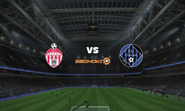 Live Streaming  Sepsi Sfantu Gheorghe vs Academica Clinceni 20 Februari 2021 1