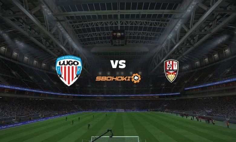 Live Streaming  Lugo vs UD Logroñés 21 Februari 2021 1