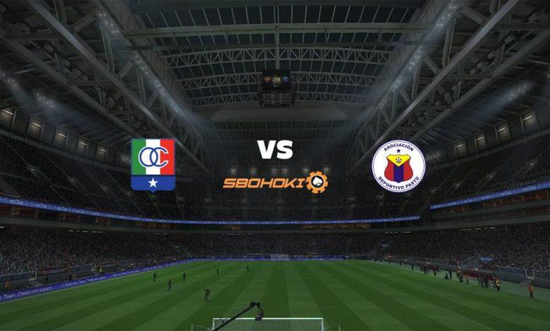 Live Streaming  Once Caldas vs Deportivo Pasto 25 Februari 2021 1