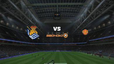 Photo of Live Streaming  Real Sociedad vs Manchester United 18 Februari 2021