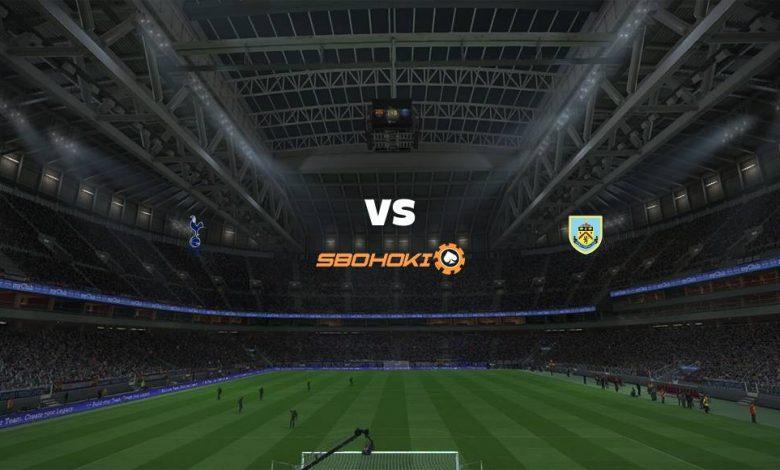Live Streaming  Tottenham Hotspur vs Burnley 28 Februari 2021 1