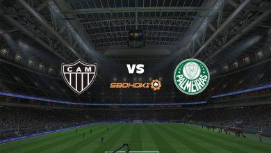 Photo of Live Streaming  Atlético-MG vs Palmeiras 26 Februari 2021