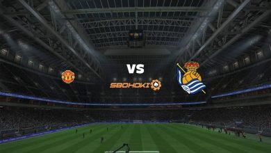 Photo of Live Streaming  Manchester United vs Real Sociedad 25 Februari 2021
