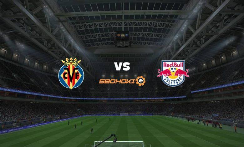 Live Streaming  Villarreal vs FC Salzburg 25 Februari 2021 1