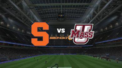 Photo of Live Streaming  Syracuse vs Massachusetts 22 Februari 2021