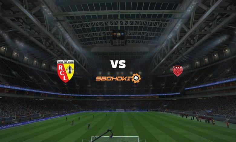 Live Streaming  Lens vs Dijon 21 Februari 2021 1