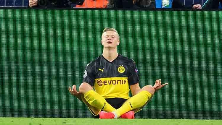 Solskjaer Sebut Masalah Haaland, Manchester United Batal Gaet Bintang Dortmund? 1