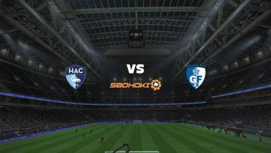 Photo of Live Streaming  Le Havre AC vs Grenoble 2 Maret 2021