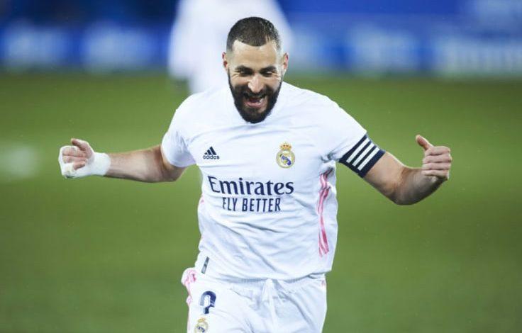 Karim Benzema, Sendiri Pertahankan Harapan Real Madrid Musim Ini 1