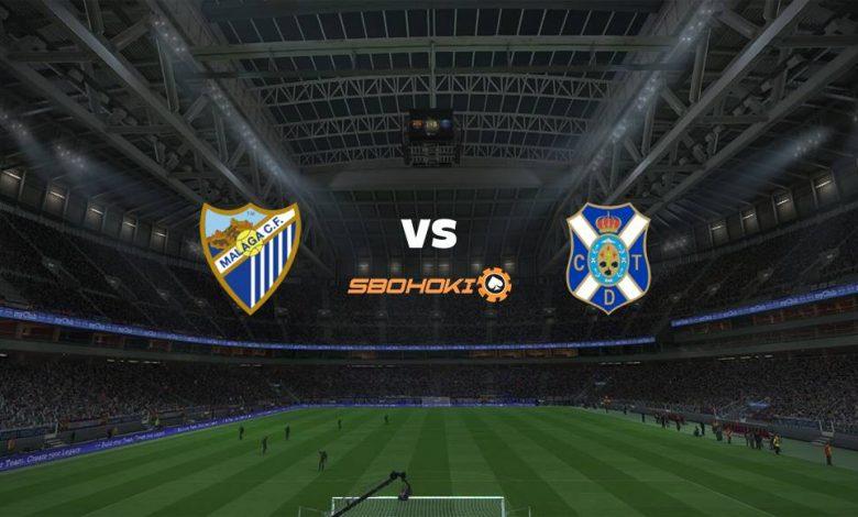 Live Streaming  Málaga vs Tenerife 21 Maret 2021 1