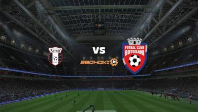 Photo of Live Streaming  FK Astra Giurgiu vs FC Botosani 18 Maret 2021