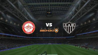 Photo of Live Streaming  Tombense vs Atlético-MG 5 Maret 2021