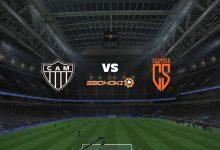 Photo of Live Streaming  Atlético-MG vs Coimbra 19 Maret 2021