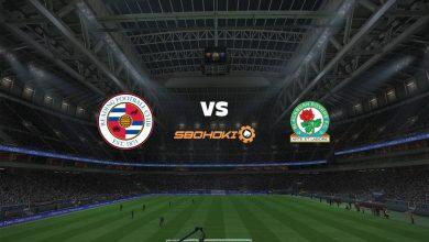 Photo of Live Streaming  Reading vs Blackburn Rovers 2 Maret 2021