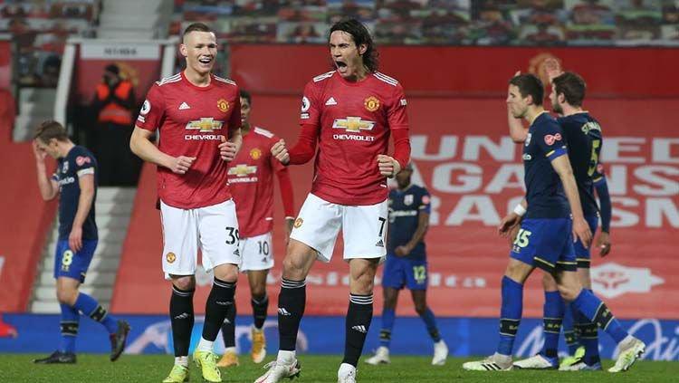 Edinson Cavani Akan Hengkang Dari Manchester United, Begini Alasannya 1