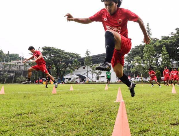 Borneo FC vs PSM Makassar, Panggung Para Bintang Muda 1