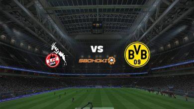 Photo of Live Streaming  FC Cologne vs Borussia Dortmund 20 Maret 2021