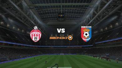 Photo of Live Streaming  Sepsi Sfantu Gheorghe vs Chindia Targoviste 5 Maret 2021