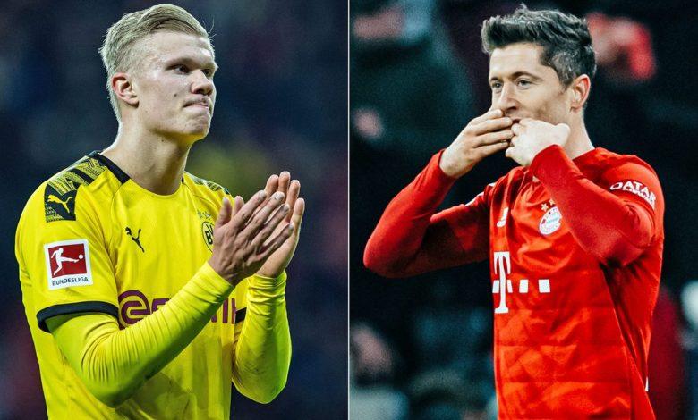 Jadwal Bundesliga: Bayern Vs Dortmund, Duel Striker Monster 1