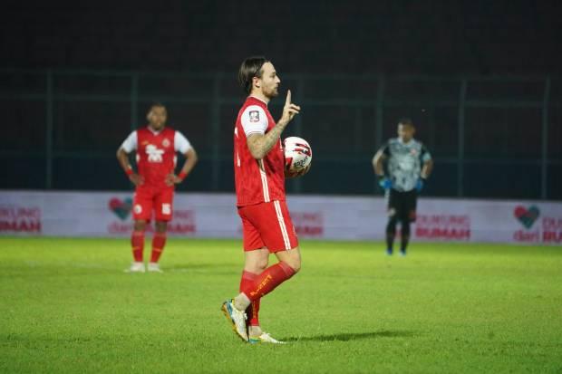 Mesti Kalahkan Persija, Bhayangkara FC Bakal Waspadai Marc Klok 1