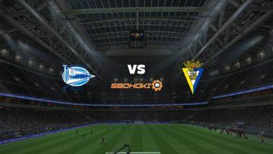 Photo of Live Streaming  Alavés vs Cádiz 13 Maret 2021