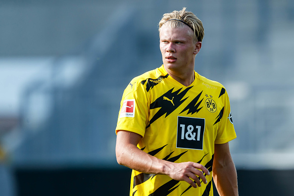 6 Klub Pilihan Erling Haaland, 3 dari Liga Primer 1