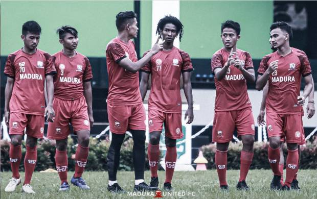 Ladeni Persebaya, Madura United Siap Turunkan Pemain Muda 1