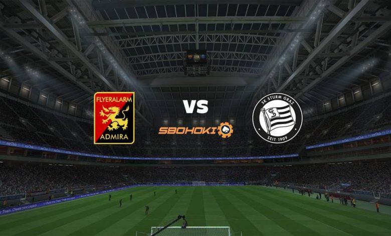 Live Streaming FC Admira Wacker Modling vs SK Sturm Graz 21 Maret 2021 1
