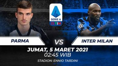 Photo of Link Live Streaming Parma vs Inter Milan Hari Ini