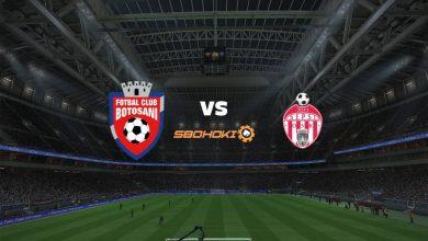 Photo of Live Streaming  FC Botosani vs Sepsi Sfantu Gheorghe 15 Maret 2021