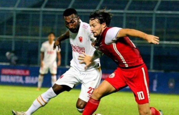 Highlight Piala Menpora 2021: Persija Tersungkur di Tangan PSM Makassar 1