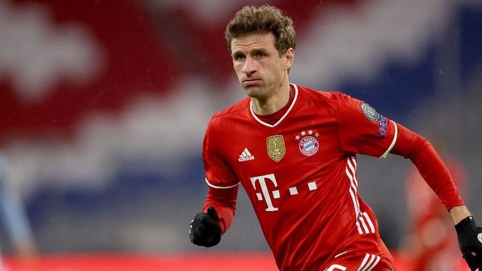 Thomas Mueller Belum Tentu Selamanya di Bayern Munich 1