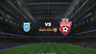 Photo of Live Streaming  Universitatea Craiova vs FC Botosani 6 Maret 2021