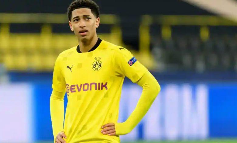 Borussia Dortmund Larang Jude Bellingham Gabung Timnas Inggris 1