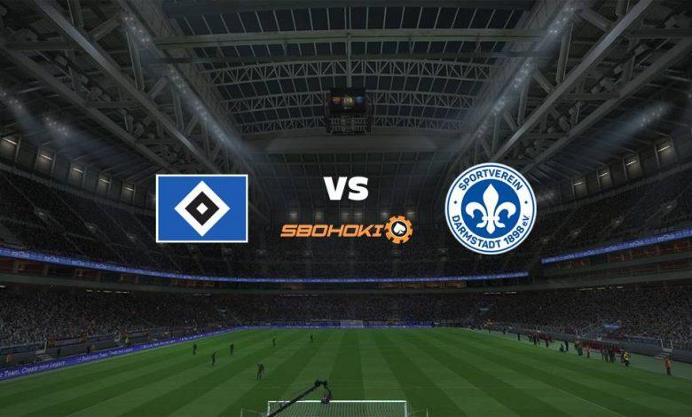 Live Streaming Hamburg SV vs SV Darmstadt 98 9 April 2021 1