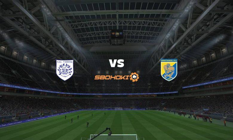 Live Streaming Pas Giannina vs Panetolikos 24 April 2021 1