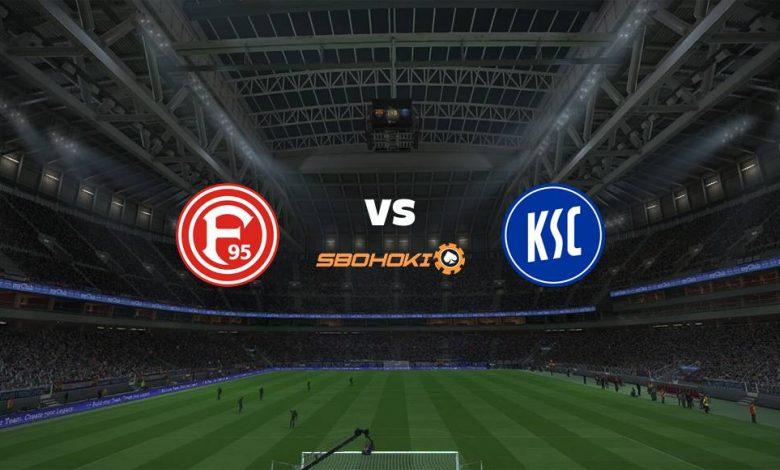 Live Streaming Fortuna Dsseldorf vs Karlsruher SC 10 April 2021 1