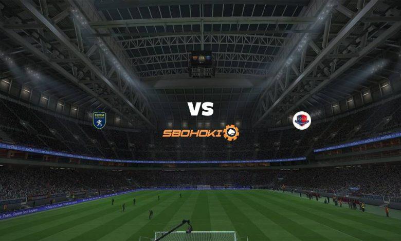 Live Streaming  Sochaux vs Caen 24 April 2021 1