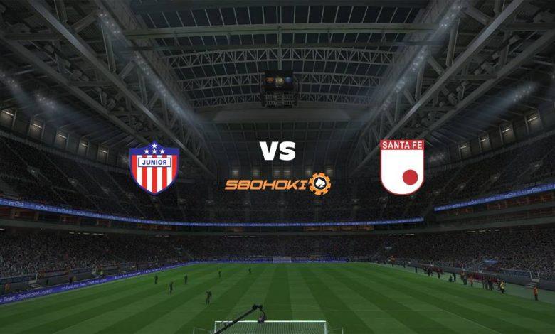 Live Streaming Atltico Junior vs Independiente Santa Fe 25 April 2021 1